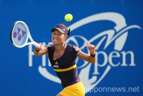 HP Japan Women's Open Tennis 2012