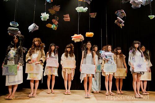 fur fur – Mercedes-Benz Fashion Week Tokyo 2013 Spring/Summer
