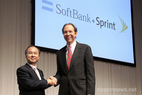 Japan's SoftBank Acquires Sprint Nextel CorpJapan's SoftBank Acquires Sprint Nextel CorpJapan's SoftBank Acquires Sprint Nextel CorpJapan's SoftBank Acquires Sprint Nextel Corp