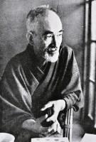 Japanese Novelist, Naoya Shiga (1883 - 1971)