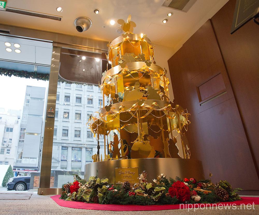 Ginza Tanaka 2.4 Meter Disney Gold Christmas TreeGinza Tanaka 2.4 Meter Disney Gold Christmas TreeGinza Tanaka 2.4 Meter Disney Gold Christmas TreeGinza Tanaka 2.4 Meter Disney Gold Christmas Tree