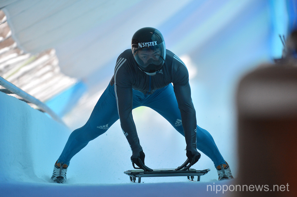 All Japan Bobsleigh Championship 2012 - 2013