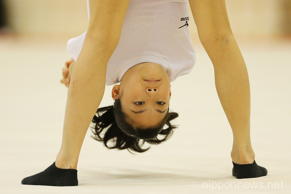 Women's Japan National Team Training Camp for London Olympics