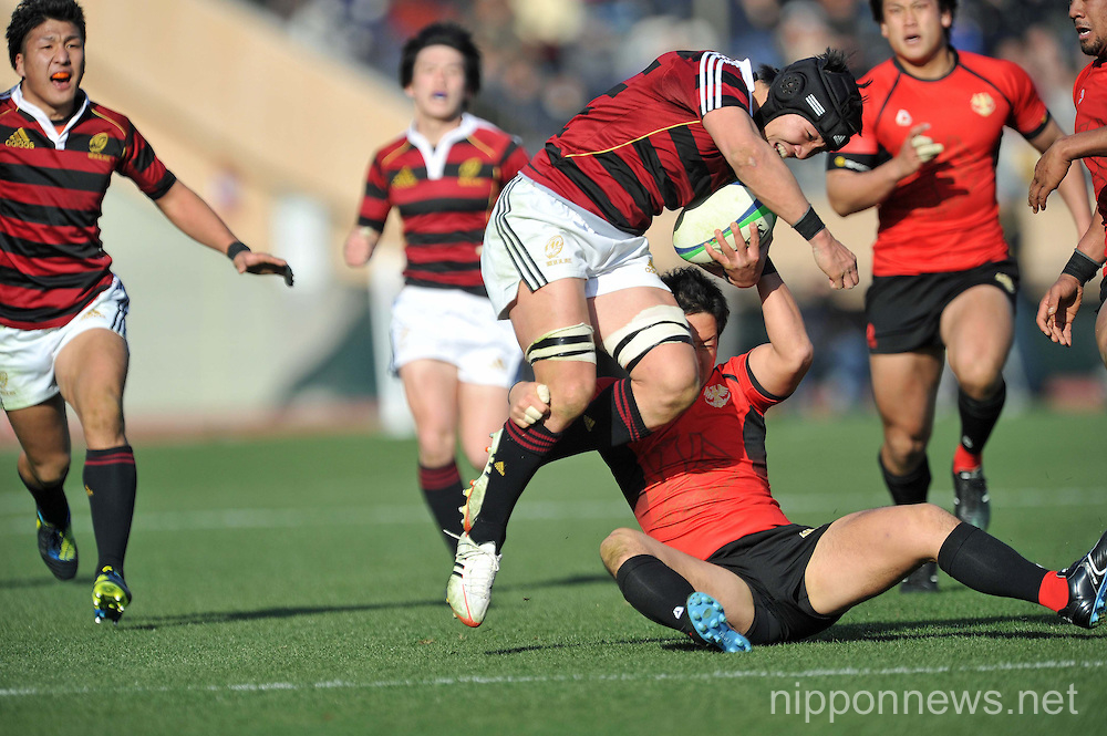 The 49th All Japan University Rugby Championship Semi-Final