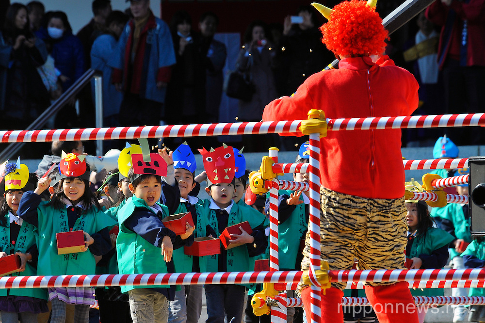 Bean-Throwing Festival at Zojoji TempleBean-Throwing Festival at Zojoji TempleBean-Throwing Festival at Zojoji TempleBean-Throwing Festival at Zojoji TempleBean-Throwing Festival at Zojoji Temple
