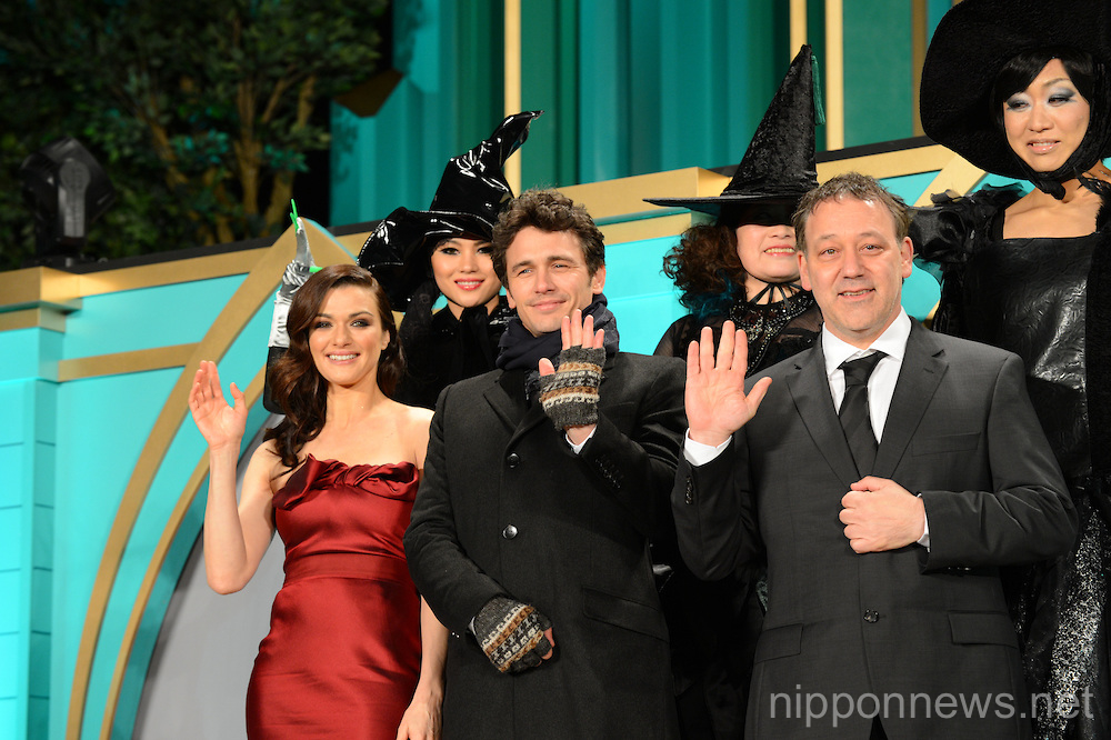 """Oz: the Great and Powerful"" Japan Premiere""Oz: the Great and Powerful"" Japan Premiere""Oz: the Great and Powerful"" Japan Premiere""Oz: the Great and Powerful"" Japan Premiere""Oz: the Great and Powerful"" Japan Premiere"