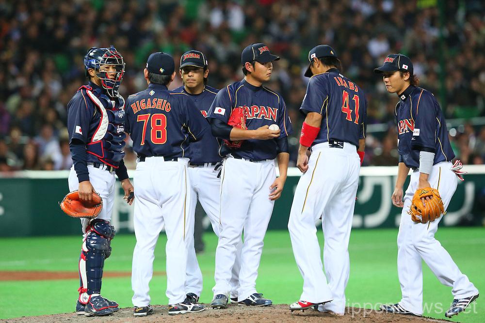 2013 World Baseball Classic 1st Round Pool A: Japan 5-3 Brazil