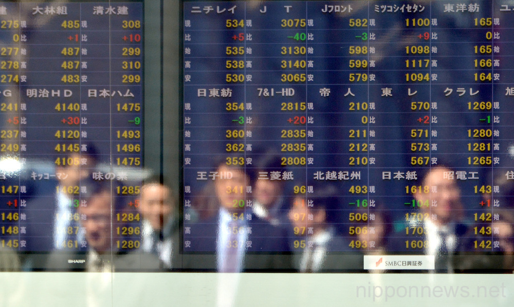 Morning session on the Tokyo foreign exchange market on Tuesday, March 5, 2013