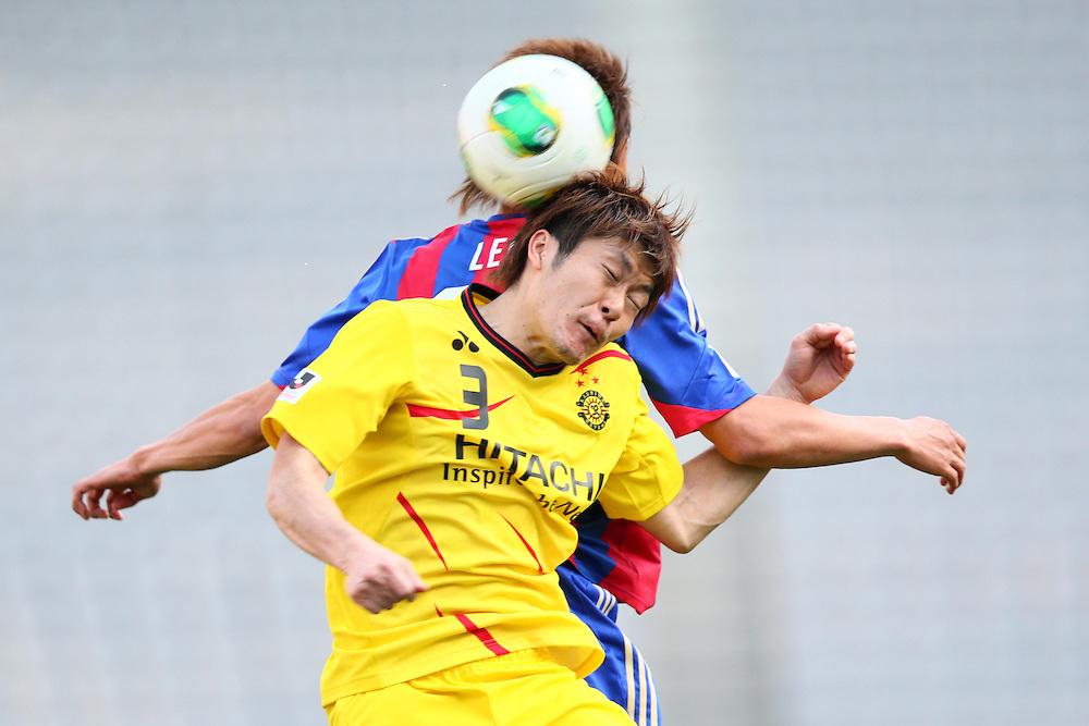 2013 J.LEAGUE Division 1 match: FC Tokyo 3-0 Kashiwa Reysol