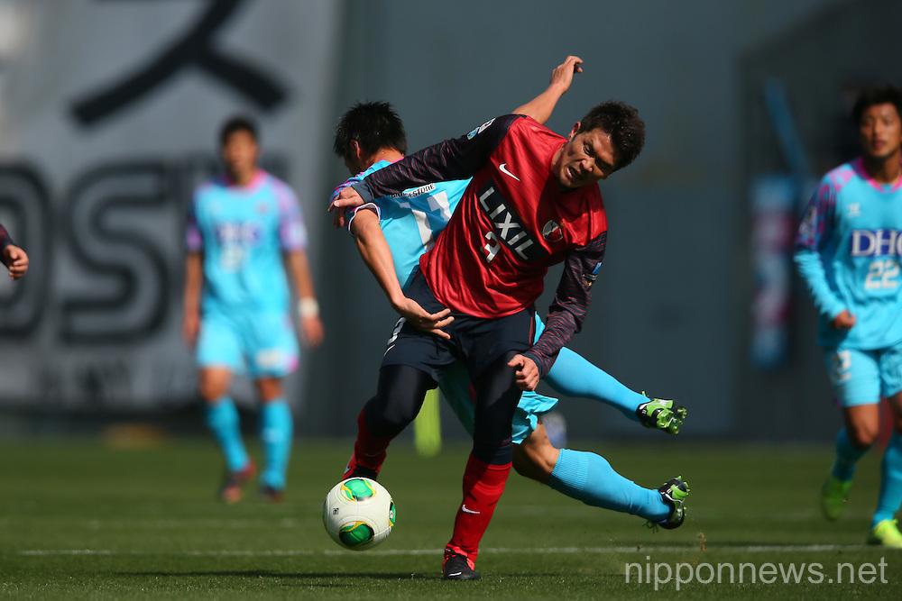 2013 J.LEAGUE Division 1: Sagan Tosu 1-1 Kashima Antlers