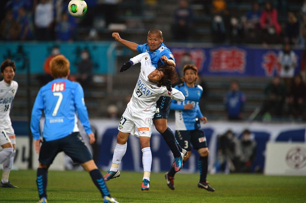 2013 J.LEAGUE Division 2 - Yokohama FC 2-2 Tokushima Vortis