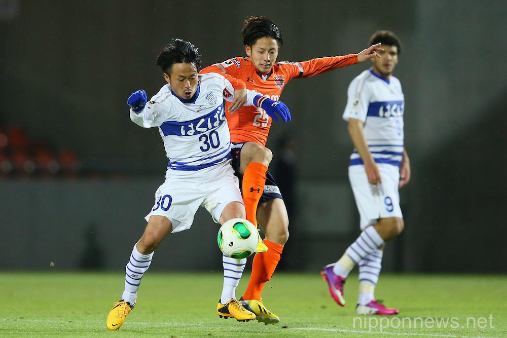 2013 J League Yamazaki Nabisco Cup - Omiya Ardija 1-3 Ventforet Kofu