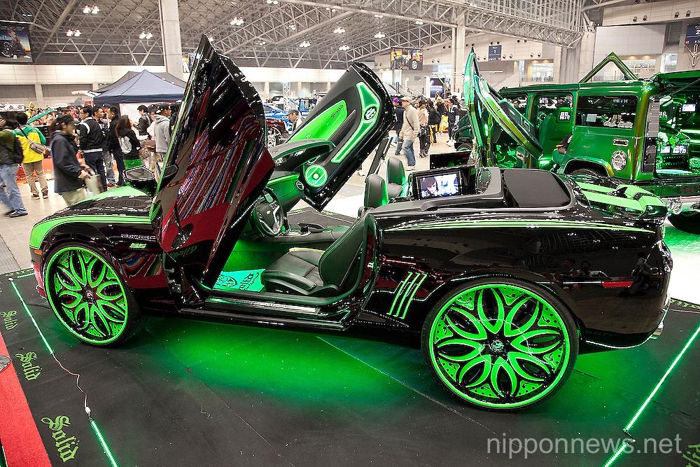 New Style Custom Autoshow 2013