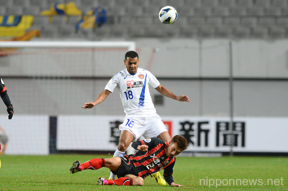 Football/Soccer: AFC Champions League Group E - FC Seoul 2-1 Vegalta Sendai