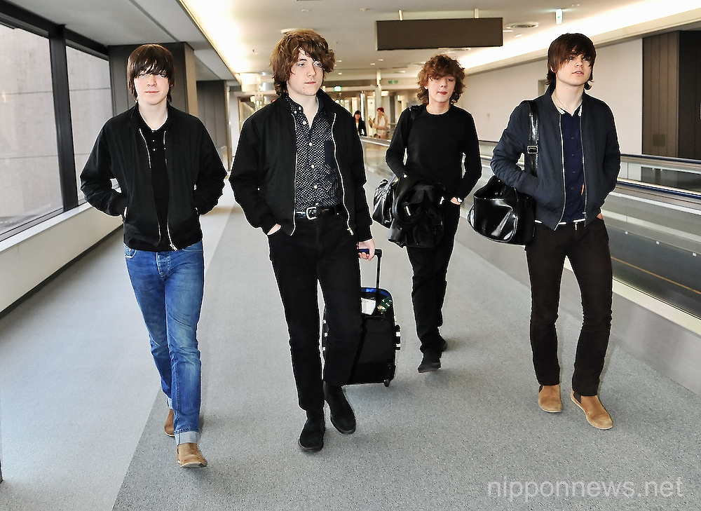 The Strypes Arrive in JapanThe Strypes Arrive in JapanThe Strypes Arrive in JapanThe Strypes Arrive in JapanThe Strypes Arrive in Japan