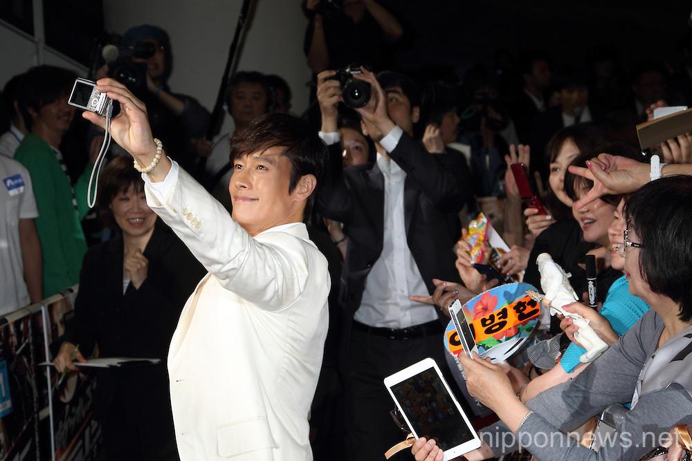 G.I.Joe: Retaliation premiere in Tokyo