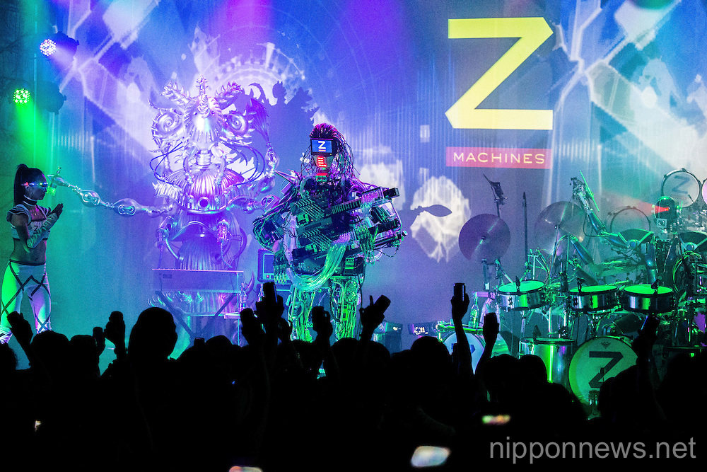 Robot Band Z-Machines Debut LiveRobot Band Z-Machines Debut LiveRobot Band Z-Machines Debut LiveRobot Band Z-Machines Debut LiveRobot Band Z-Machines Debut Live