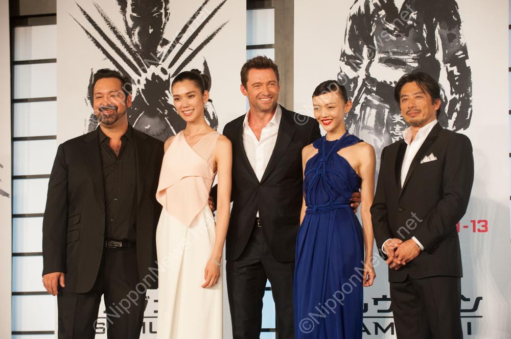 The Wolverine Japan PremiereThe Wolverine Japan PremiereThe Wolverine Japan PremiereThe Wolverine Japan PremiereThe Wolverine Japan Premiere