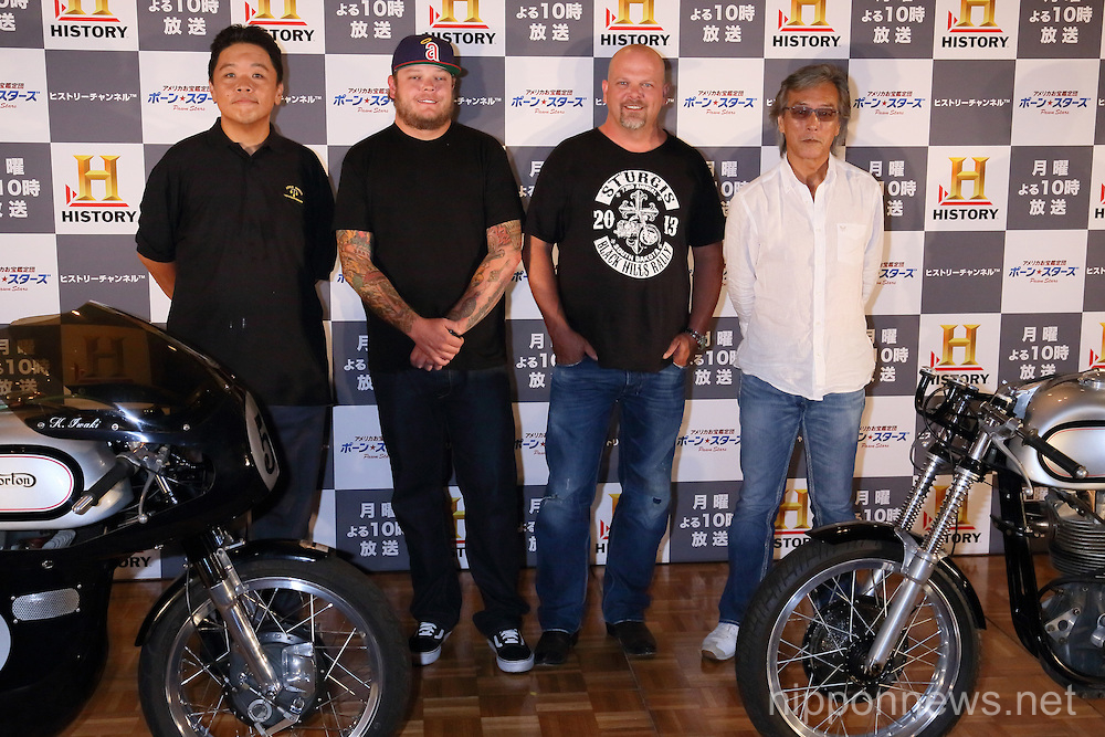 Pawn Stars Press Conference in TokyoPawn Stars Press Conference in TokyoPawn Stars Press Conference in TokyoPawn Stars Press Conference in TokyoPawn Stars Press Conference in Tokyo