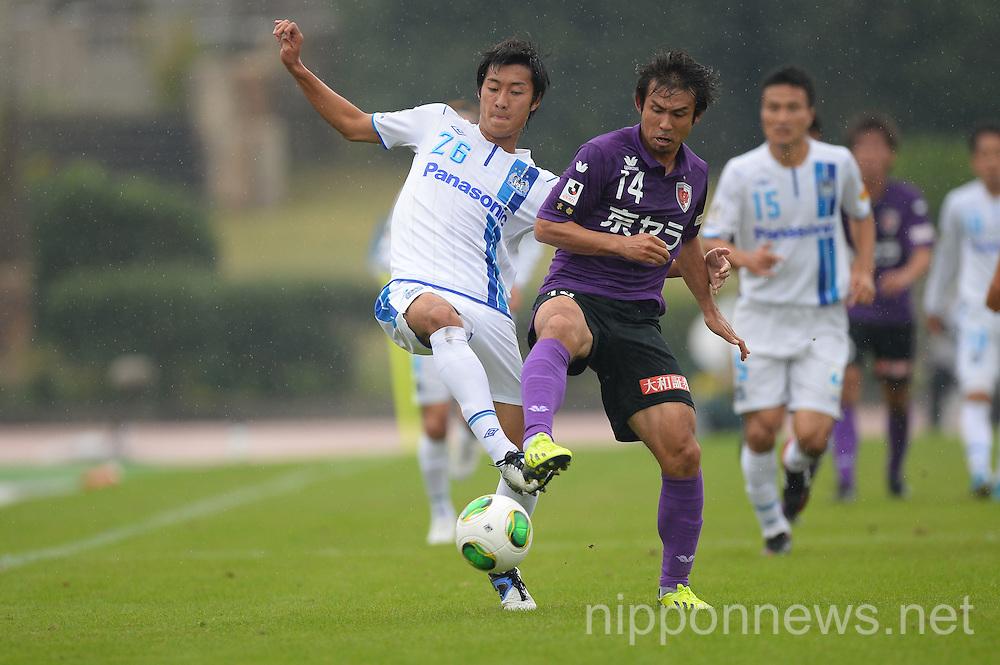 2013 J2 – Kyoto Sanga F.C 0-2 Gamba Osaka