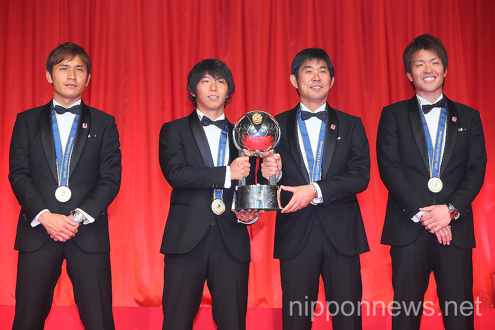 Football/Soccer: 2013 J.League Awards