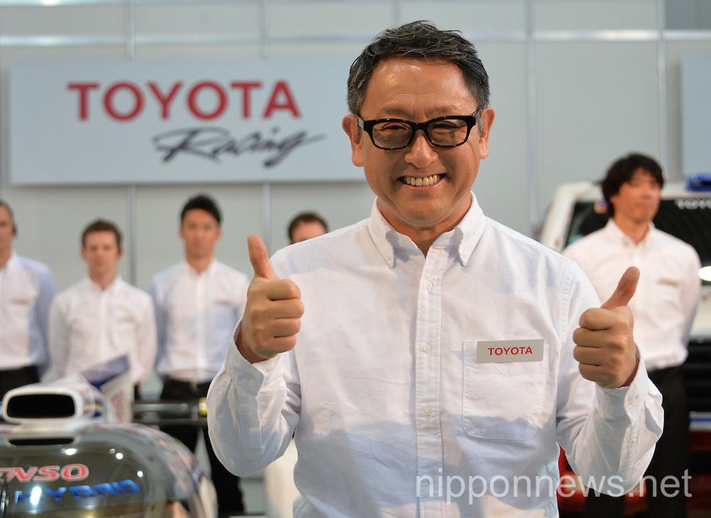 Toyota Motor Corp. Announces its 2014 Motorsports ActivitiesToyota Motor Corp. Announces its 2014 Motorsports ActivitiesToyota Motor Corp. Announces its 2014 Motorsports ActivitiesToyota Motor Corp. Announces its 2014 Motorsports ActivitiesToyota Motor Corp. Announces its 2014 Motorsports Activities