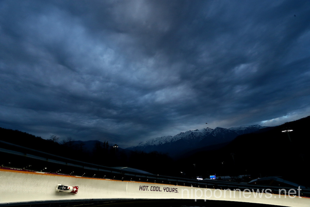 Bobsleigh: Sochi 2014 Olympic Winter Games
