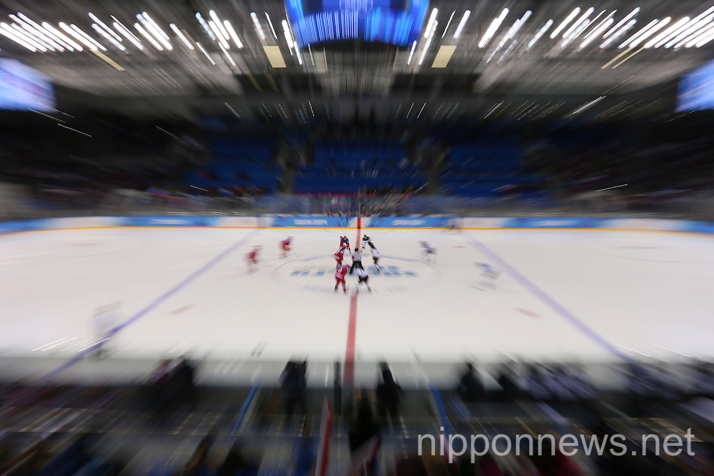 Ice Hockey: Sochi 2014 Olympic Winter Games