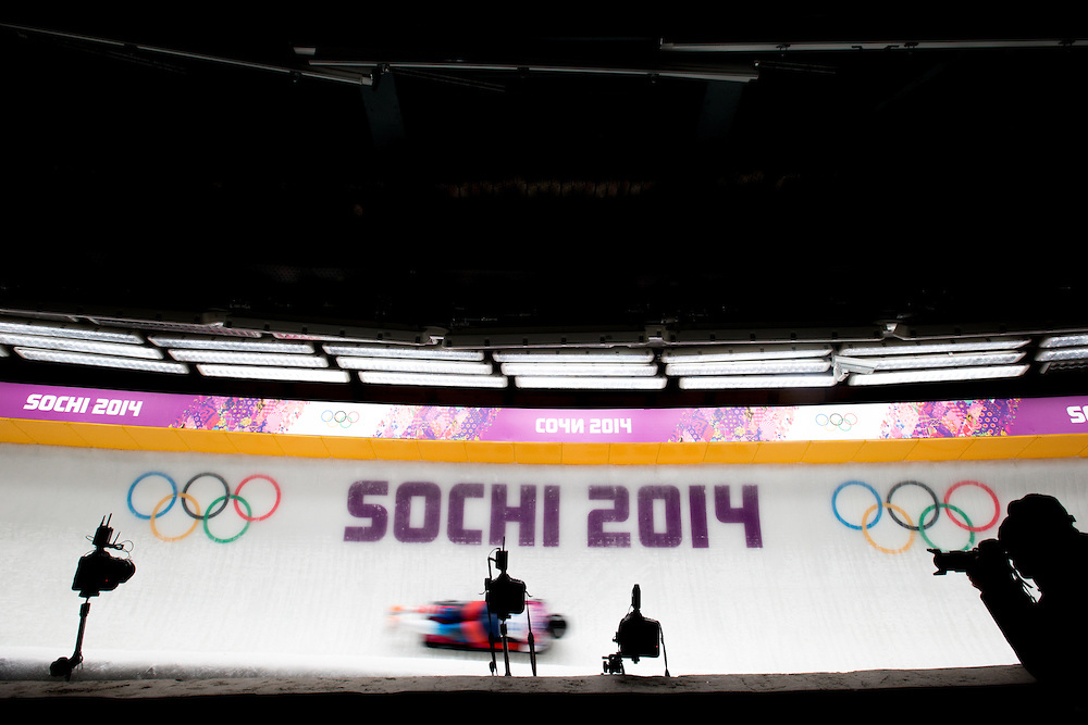 Skeleton: Sochi 2014 Olympic Winter Games