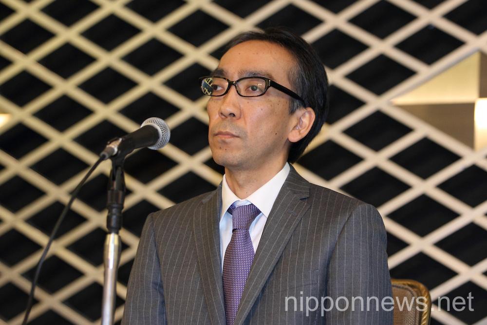 Takashi Niigaki explains his role as ghostwriter composer Mamoru Samuragochi