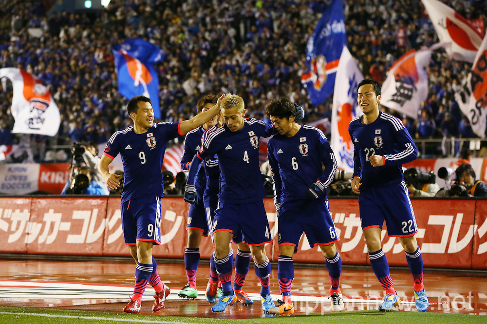 Kirin Challenge Cup 2014 – Japan 4-2 New ZealandKirin Challenge Cup 2014 – Japan 4-2 New ZealandKirin Challenge Cup 2014 – Japan 4-2 New ZealandKirin Challenge Cup 2014 – Japan 4-2 New ZealandKirin Challenge Cup 2014 – Japan 4-2 New Zealand