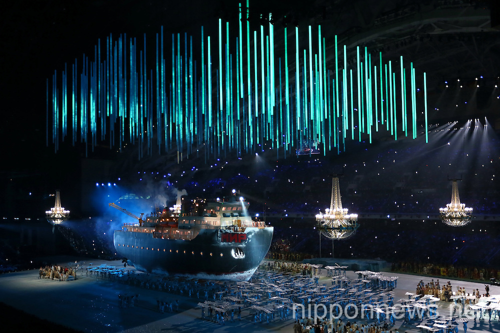 Opening Ceremony: 2014 Paralympic Winter GamesOpening Ceremony: 2014 Paralympic Winter GamesOpening Ceremony: 2014 Paralympic Winter GamesOpening Ceremony: 2014 Paralympic Winter GamesOpening Ceremony: 2014 Paralympic Winter Games