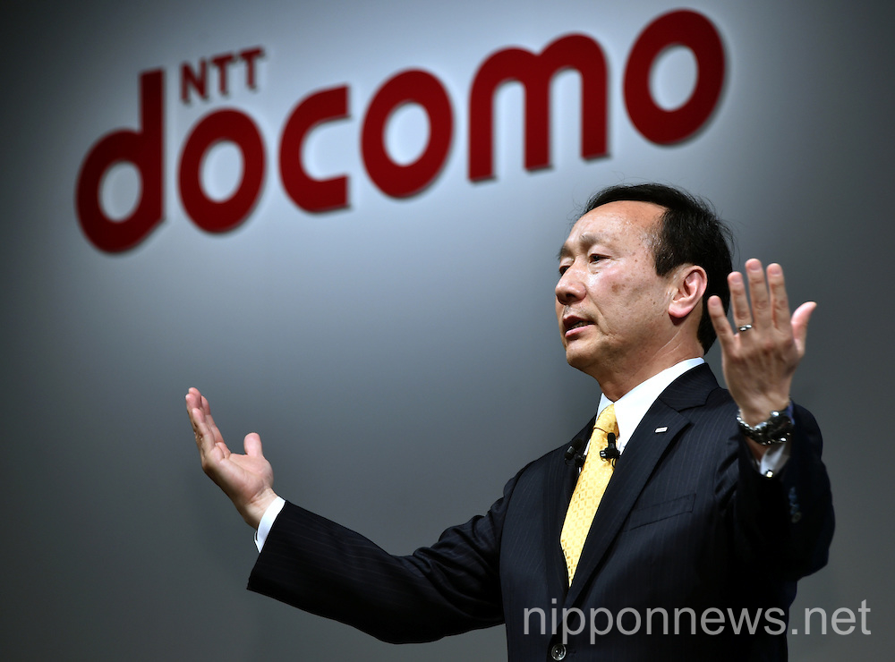 NTT Docomo's 2014 summer collection mobile devices