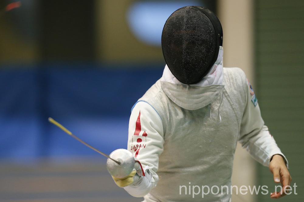 Fencing: Prince Takamado Trophy  Fencing Men's Foil World Cup GP 2014