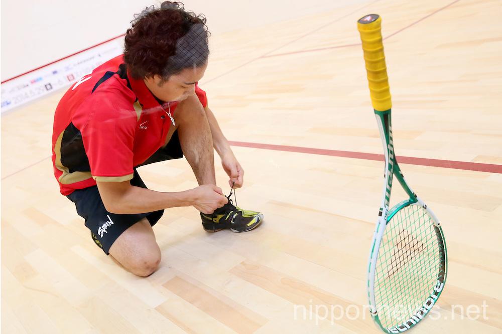 Squash: 9th East Asian Squash Championships 2014