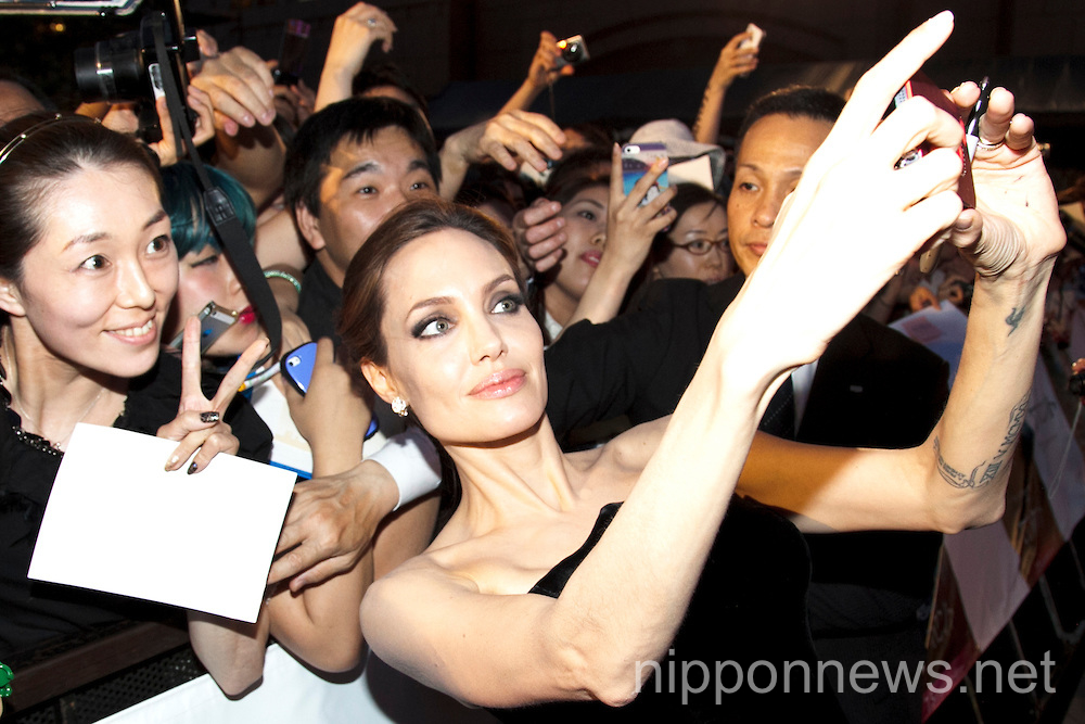 Maleficent Japan Premiere