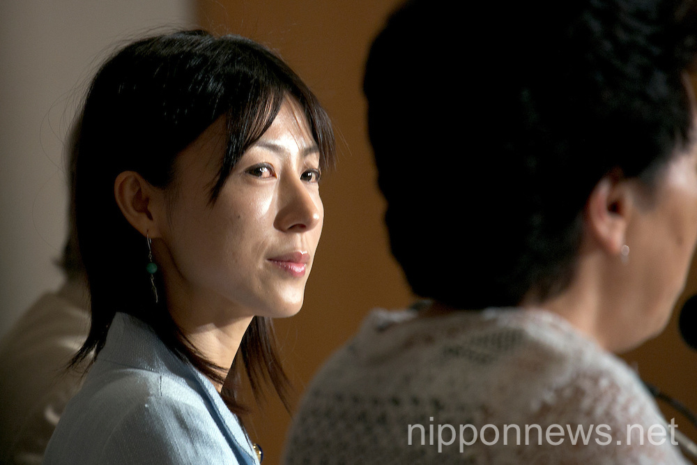Ayaka Shiomura Speaks at the Foreign Correspondents' Club of Japan