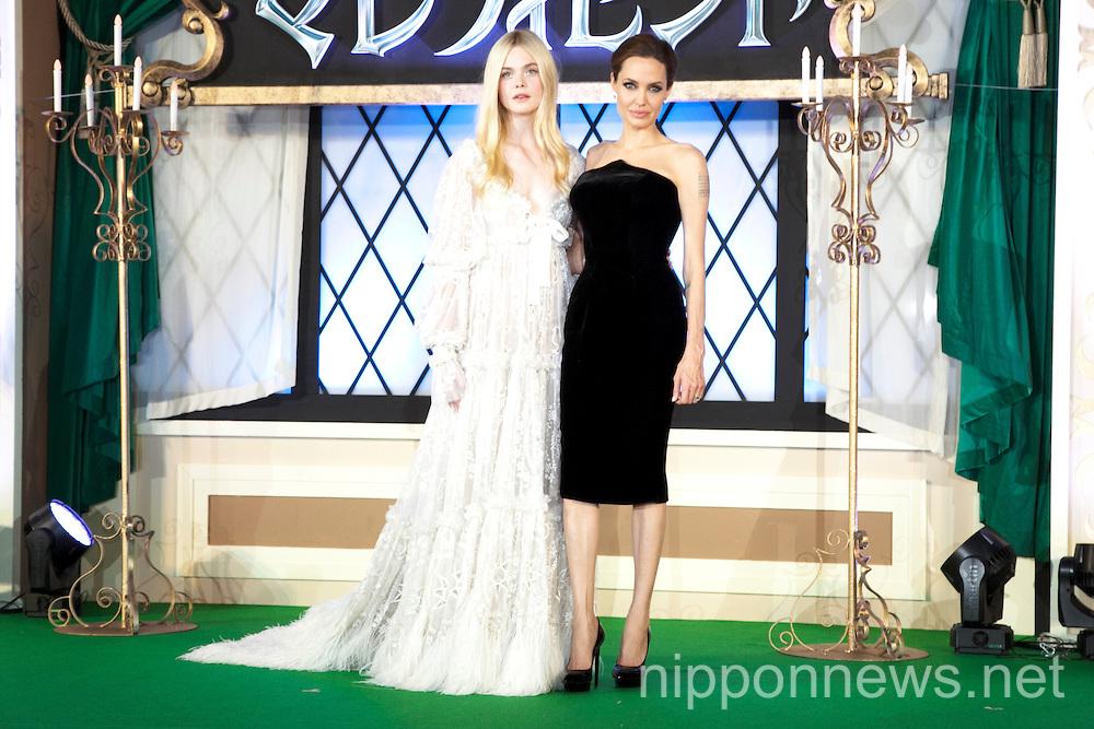 Maleficent Japan Premier