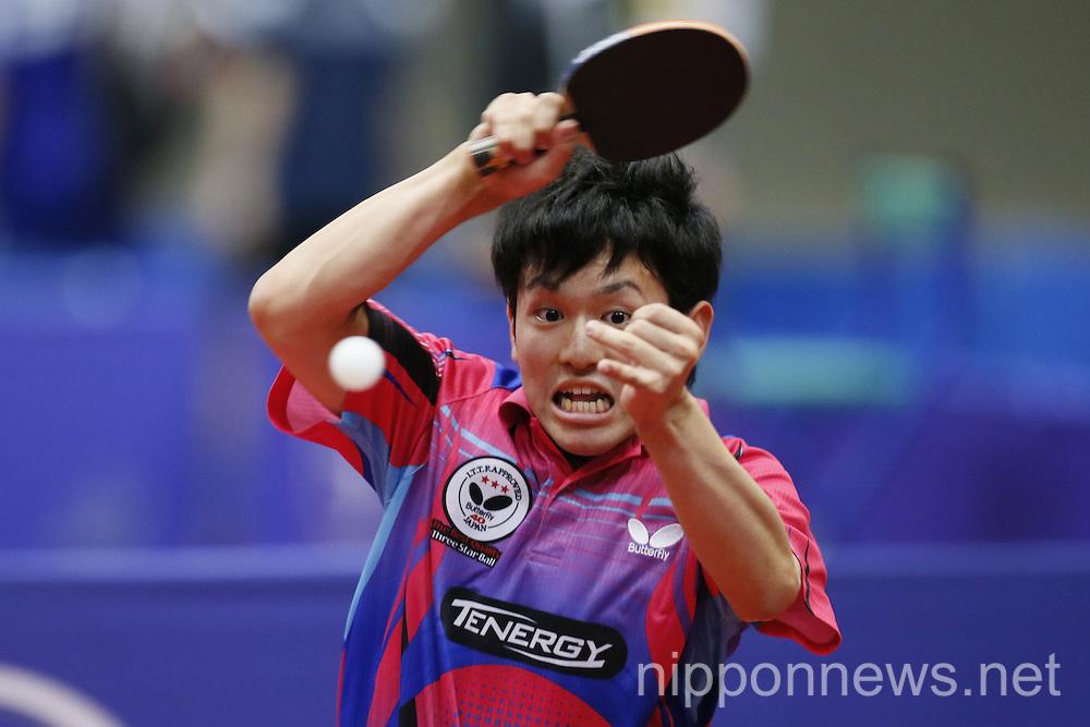 Table Tennis: ITTF World Tour Japan Open 2014