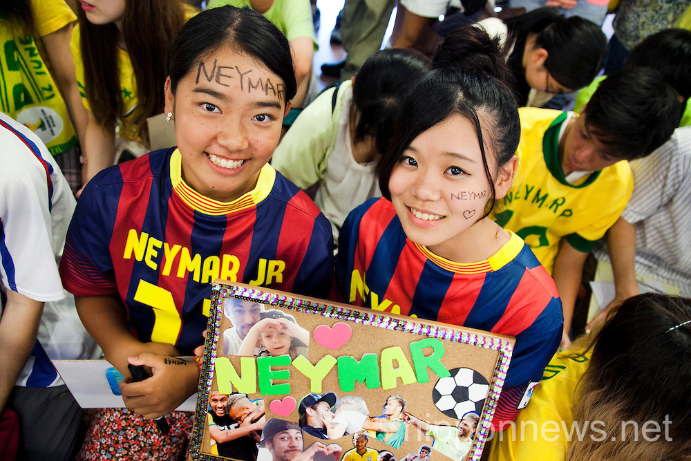 Neymar Jr. Arrives in JapanNeymar Jr. Arrives in JapanNeymar Jr. Arrives in JapanNeymar Jr. Arrives in JapanNeymar Jr. Arrives in Japan