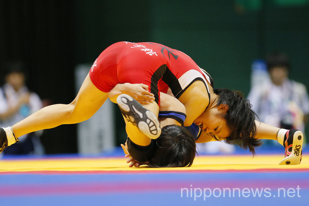 Wrestling : 2014 All-Japan Inter High School Championships