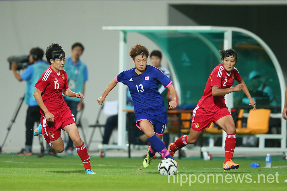 2014 Incheon Asian Games – Japan Women's 0-0 China Women's