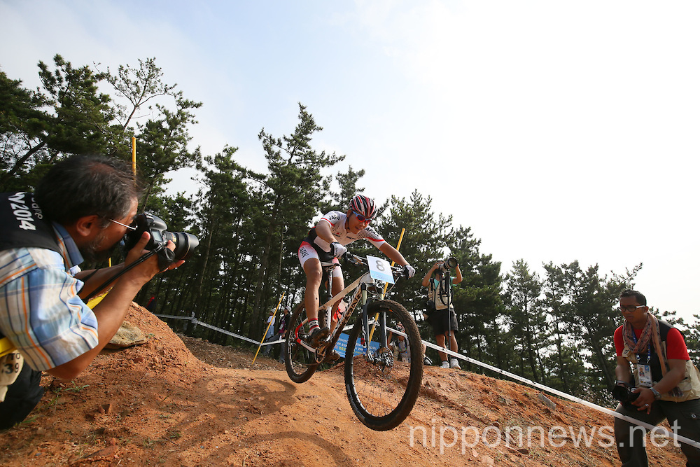 Cycling - Mountain Bike: 2014 Incheon Asian Games