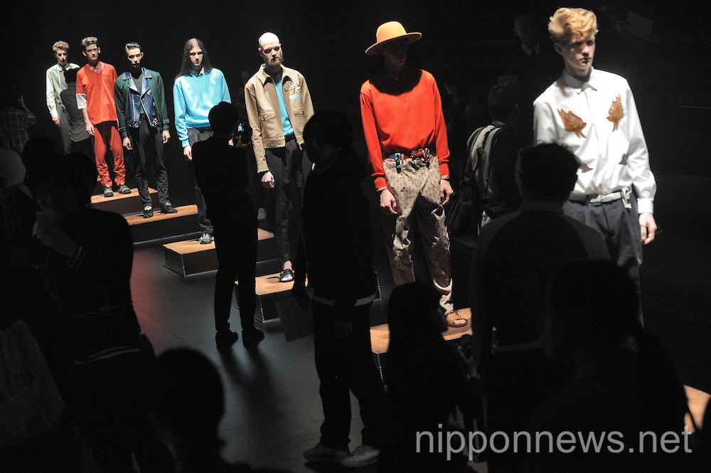 Tokyo Fashion Week 2014