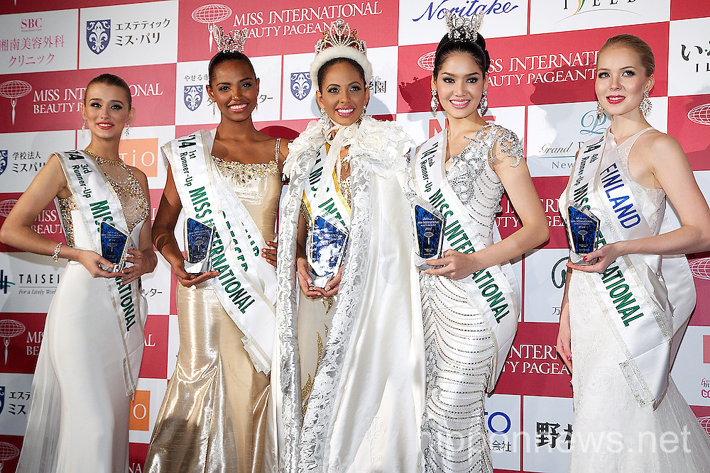 The 54th Miss International Beauty Pageant 2014 in Japan
