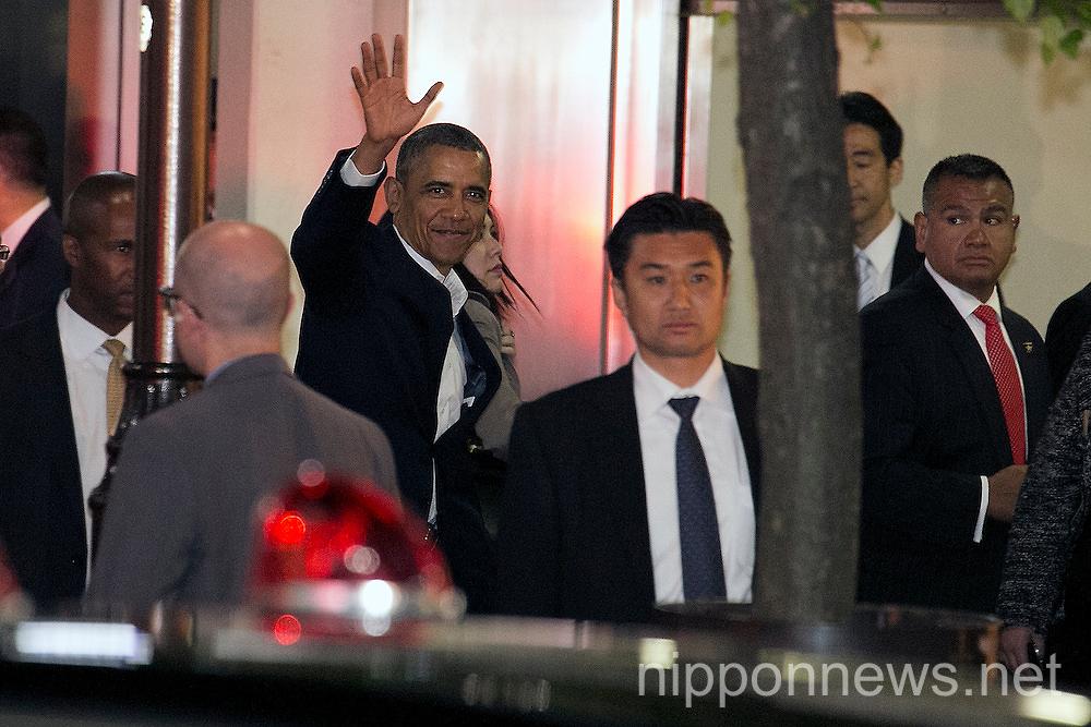 Barack Obama in Japan