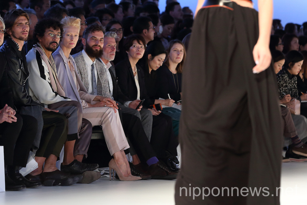 Tokyo Fashion Week Spring/Summer 2015