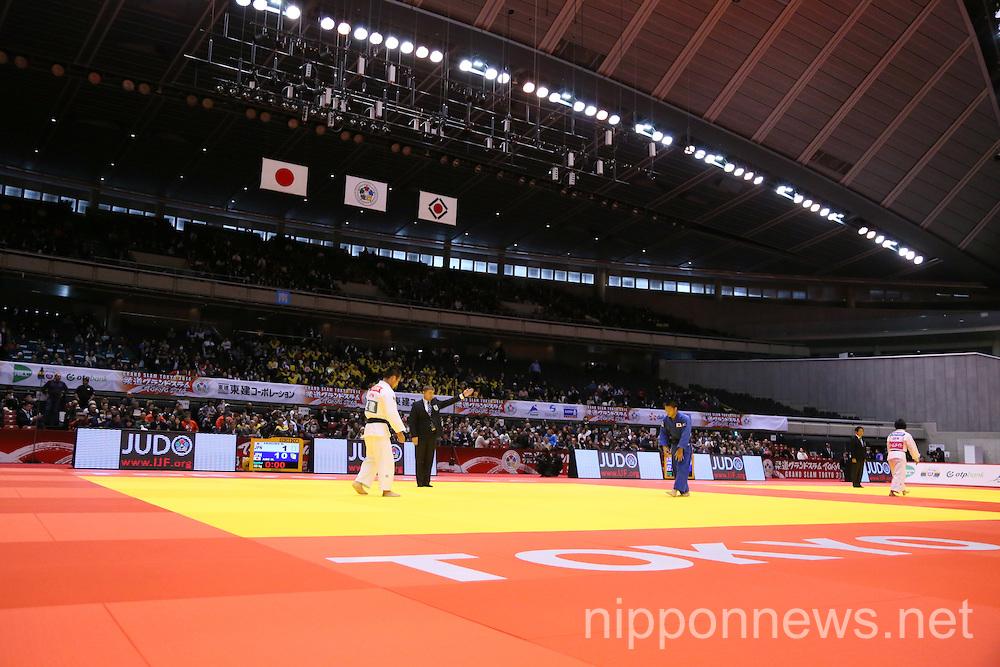 Judo: IJF Grand Slam Tokyo 2014