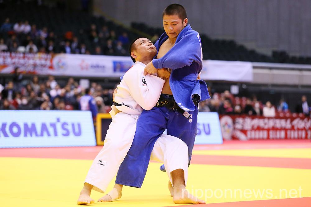IJF Grand Slam Tokyo 2014