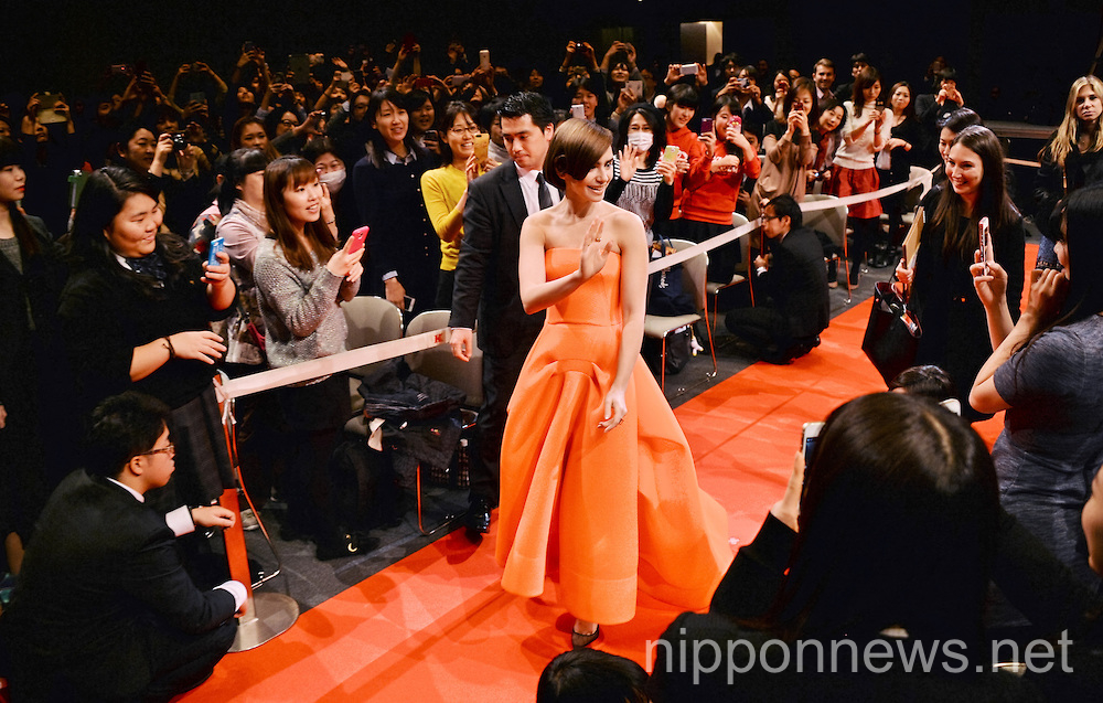 Love, Rosie Movie Japan Premiere